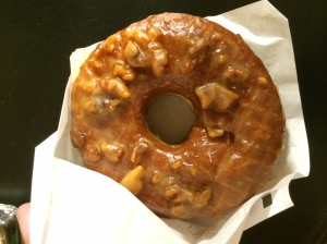 Salty Caramel Donut